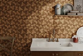 forest elements mosaic wood wall tiles for walls